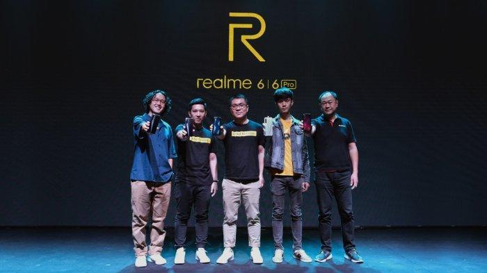 Realme 6 dan Realme 6 Pro Resmi Meluncur di Indonesia, Hadirkan Fitur Canggih untuk Penggunanya