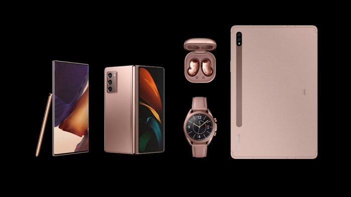 Produk Samsung Terbaru 2020
