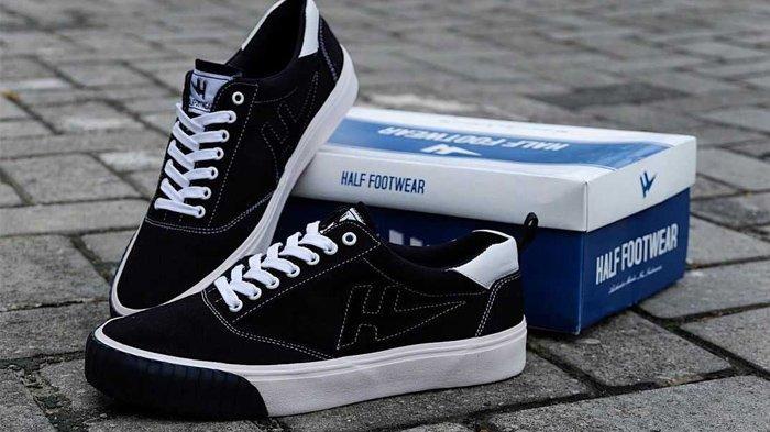 Angkat Derajat Produk Lokal, Half Footwear Buktikan Brand Regional Mampu Bersaing di Pasar Nasional