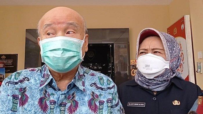 Prof dr Hardi Darmawan, dokter pribadi keluarga Akidi Tio.