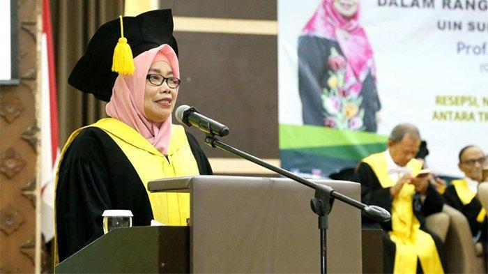 Prof. Dr. Hj. Marhumah.M.Pd.