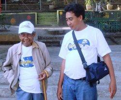 Prof Dr Teuku Jacob dan Rusyad Adi Suriyanto