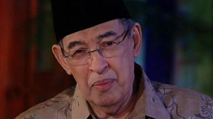 Quraish Shihab: Jangan Paksakan Diri salat Tarawih di Masjid Saat Wabah Virus Corona