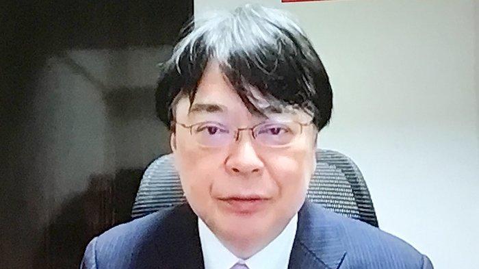 Profesor Jepang Tetsuya Matsumoto: Varian Lambda Bukan VOC Tapi VOI, Sangat Berbahaya