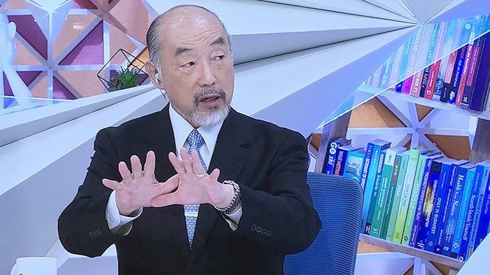 Profesor Yoshihito Niki, Wakil Direktur Pusat Pernapasan, Rumah Sakit Kurashiki Daiichi, Profesor Penyakit Menular Klinis, Sekolah Kedokteran Universitas Showa Jepang.