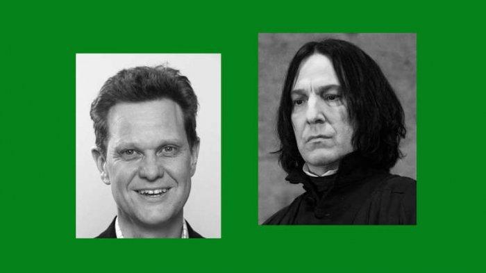 Professor Snape dari Universitas Oxford dan Profesor Snape dari Film Harry Potter