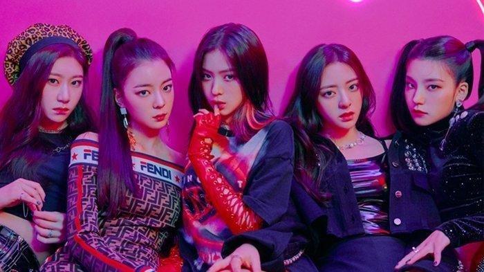 Profil dan Fakta Menarik Girl Group Korea ITZY yang Baru Saja Comeback