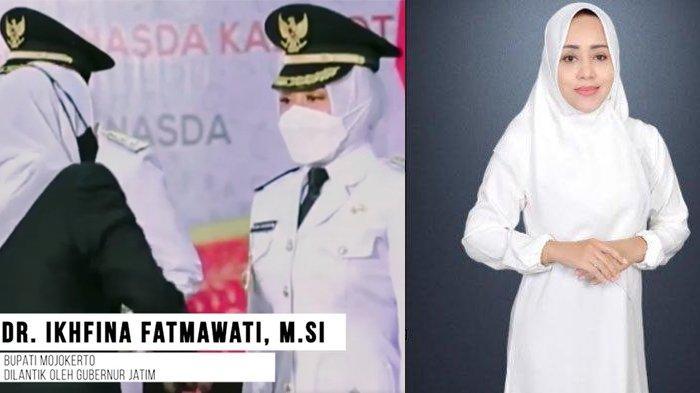 Profil Ikfina Fahmawati, Lulusan Fakultas Kedokteran UB, Kini Jadi Bupati Wanita Pertama Mojokerto