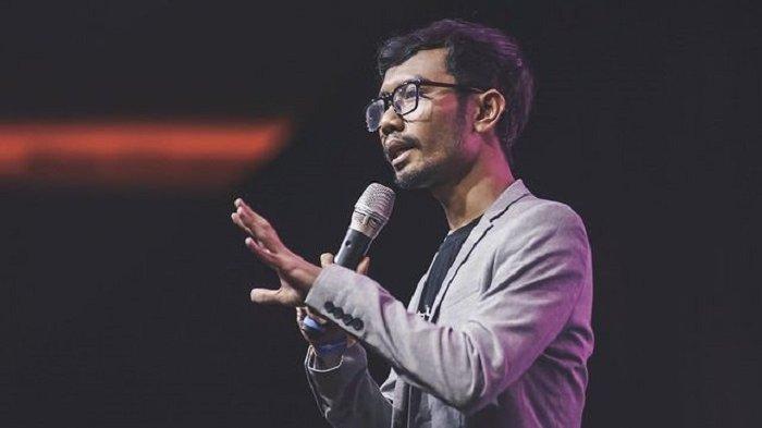 Profil Komika Ridwan Remin