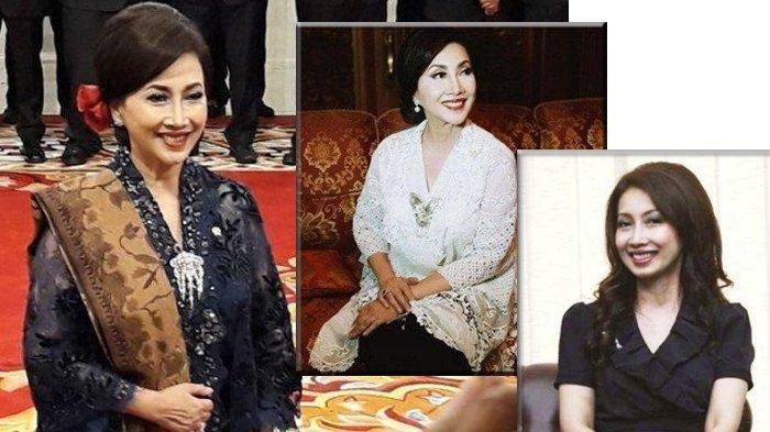 Profil Putri Kuswisnuwardani, Bos Mustika Ratu yang Jadi Wantimpres Jokowi & Satu-satunya Perempuan
