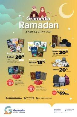Spesial Ramadan, Gramedia Hadirkan Beragam Promo Selama Satu Bulan Lebih