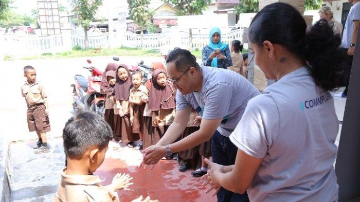 Program Internasional Community Plumbing Challenge Sangat Penting Bagi Kesehatan Global
