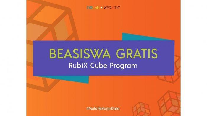 """RubiX Cube Program"" Tawarkan Peluang Karier di Bidang Data Science, Yuk Ikutan!"
