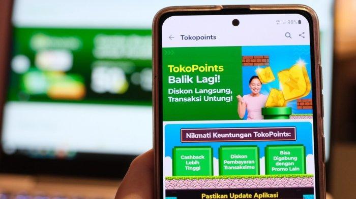 Tokopedia Kembali Luncurkan Program Loyalitas 'TokoPoints'