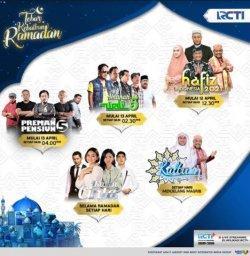 Deretan Program Ramadan RCTI, Hafiz Indonesia hingga Sinetron Amanah Wali 5