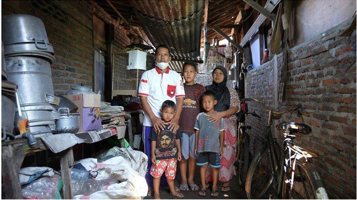 Korem 074 Warastratama Surakarta Sulap Rumah Reyot Menjadi Layak Tinggal