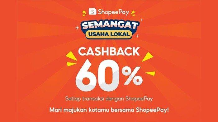 Dorong Transaksi Digital UMKM, ShopeePay Luncurkan Program Semangat Usaha Lokal