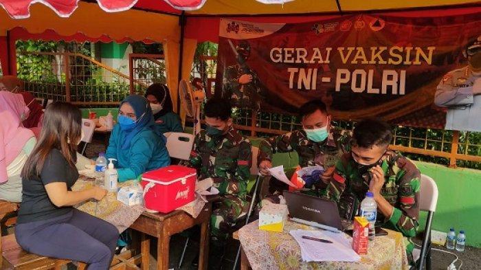Kejar Herd Immunity, Camat Gambir Genjot Vaksinasi Covid-19 untuk Warganya