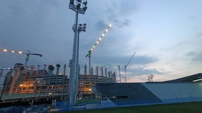 Jakpro Optimistis Pembangunan Jakarta International Stadium Rampung Oktober 2021