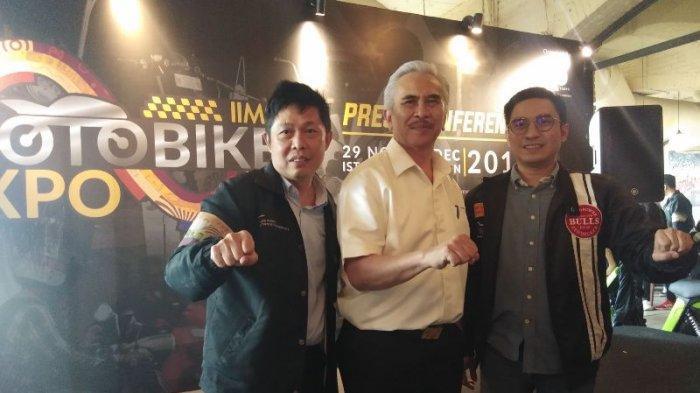 Jadi Sponsor Utama IIMS Motobike Expo 2019, PLN Ingin Kenalkan Konsep Eco Moving