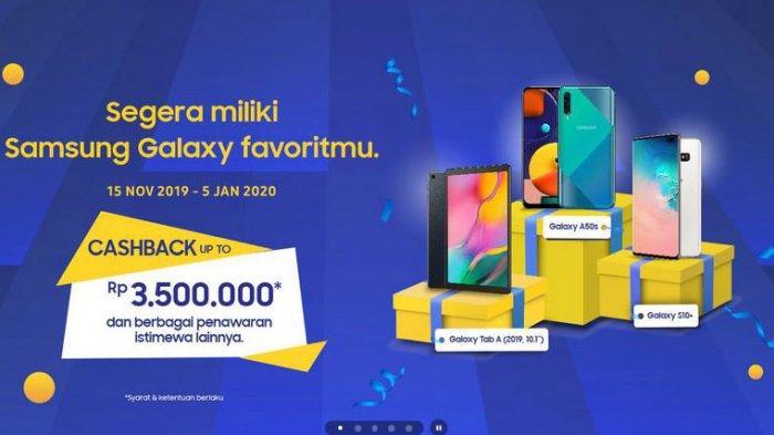 Promo Akhir Tahun Samsung 2019