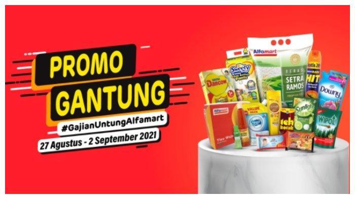 Promo Alfamart 2 September 2021, Dapatkan Potongan Harga Beras, Minyak Goreng, dan Minuman