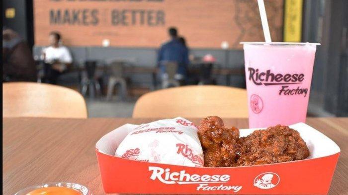 Promo Richeese Factory Februari 2019, Dapatkan Diskon 50 % Combo Fire Chicken