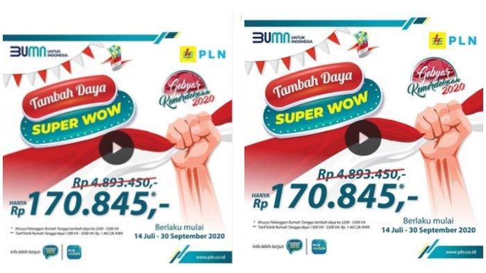 POPULER Promo PLN HUT ke-75 RI | Katalog Promo Indomaret Super Hemat | Token Listrik Gratis PLN