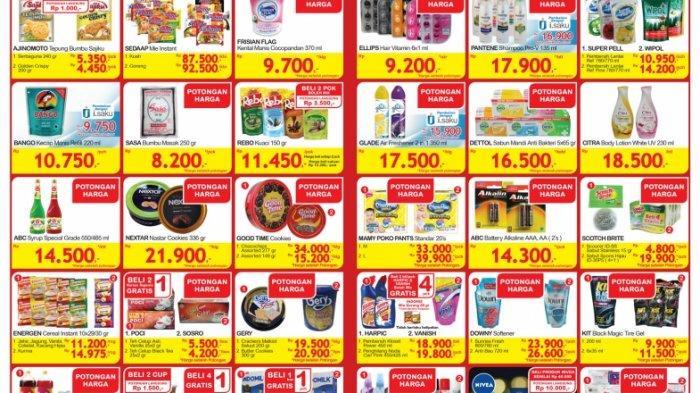 Promo Indogrosir Periode 1 15 Mei 2020 Potongan Harga Untuk Aneka Biskuit Hingga Produk Sirup Tribunnews Com Mobile
