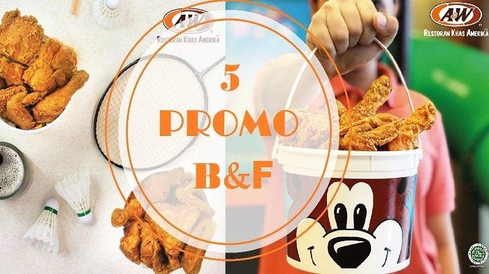 Promo September - 5 Restoran Populer di Indonesia Ini Tawarkan Harga Spesial