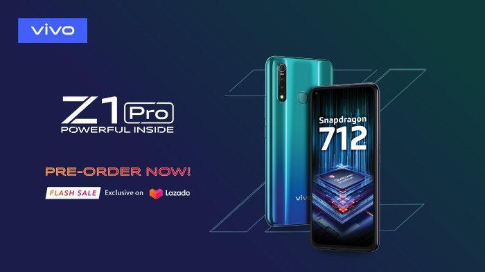 Promo pre order vivo Z1 Pro