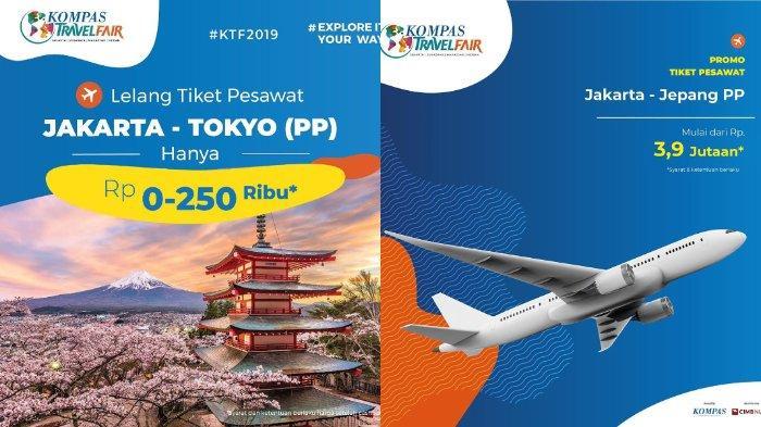 Berburu Tiket Murah ke Eropa di Kompas Travel Fair 2019, Rp 11 Jutaan PP ke Jerman