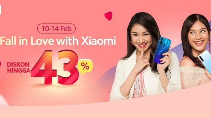 Promo Valentine Xiaomi, 6 Ponsel Ini Dapat Diskon hingga 43 Persen: Redmi 7 hingga Redmi Note 8