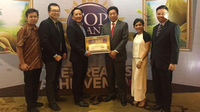 Propan Sabet Top Brand Award 2017 untuk Kategori Waterproofing