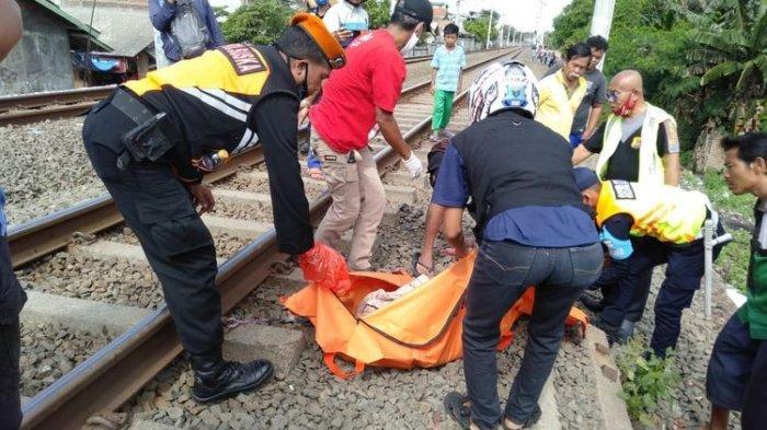 Mayat Pria Wajah Hancur Ditemukan di Kolong Jembatan, Diduga Korban Tertabrak Kereta