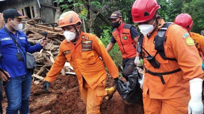 Longsor di Nganjuk, 10 Orang Tewas, 9 Hilang