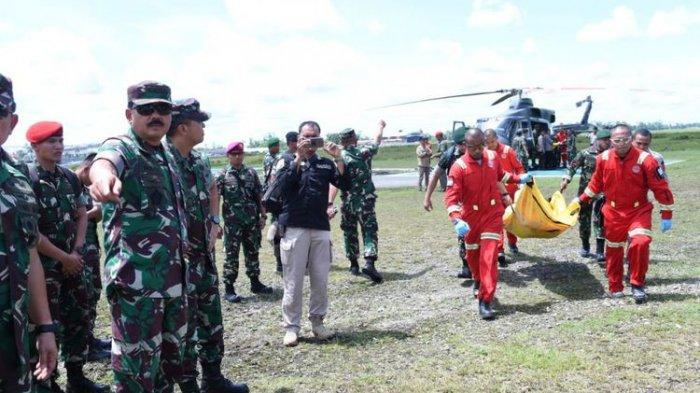 Berita Terbaru Pembunuhan Pekerja di Papua, 16 Jenazah Dievakuasi, 9 Jenazah telah Diidentifikasi