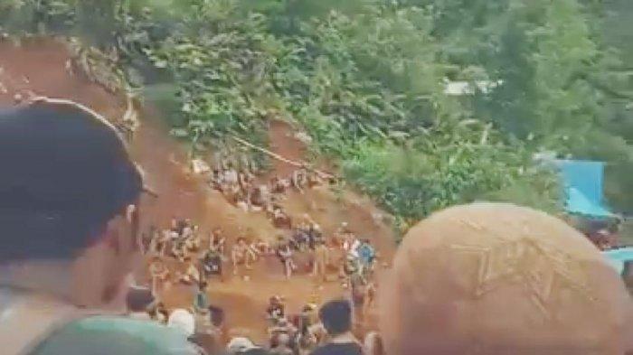 Tiga Pendulang Emas yang Tertimbun Longsor di Area Pendulangan Sungai Durian Kotabaru Ditemukan