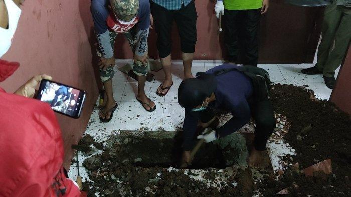 Kisah Cinta Pedagang Bakso yang Kubur Kakak di Kontrakan Depok, Pacar Pelaku : Calon Istri Sultan