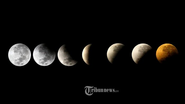 Daftar Wilayah di Indonesia yang Bisa Saksikan Gerhana Bulan Total 2021, Tak Perlu Alat Bantu Optik
