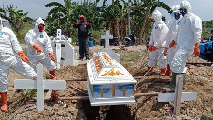Warga Desa Ujung Serdang Deliserdang Tolak Pemakaman Jenazah Pasien Covid-19