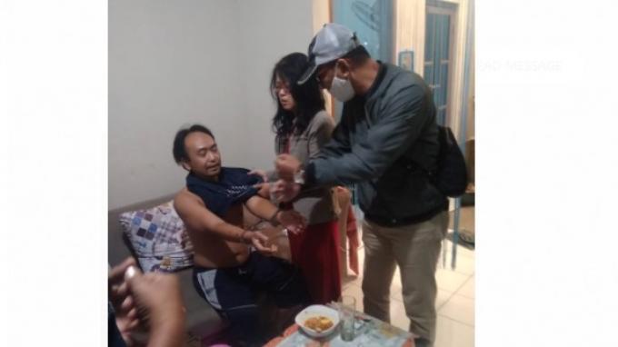 Tim Tabur Kejaksaan Agung Tangkap Buronan Ke-87 di Jakarta Timur
