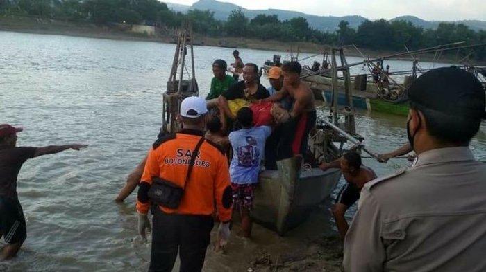 Hendak Tambatkan Perahu, 2 Penambang Pasir Malah Tewas Terseret Perahunya Sendiri