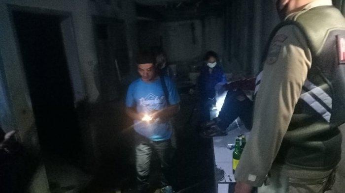 Petugas Razia Pesta Miras 9 Muda-mudi di Ciamis, Ada yang Mencoba Mengelabui