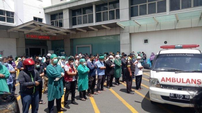 Dokter Spesialis Paru di Medan Meninggal Setelah Dirawat Satu Minggu akibat Terpapar Covid-19