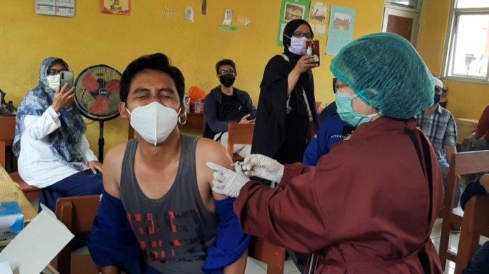 Desa Bojonggede Gelar Vaksinasi Diikuti 500 Warga