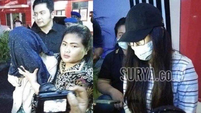 UPDATE Kasus Prostitusi, Muncikari Isap Ganja, Pihak Hotel Beri Keterangan Beda Soal Penangkapan PA