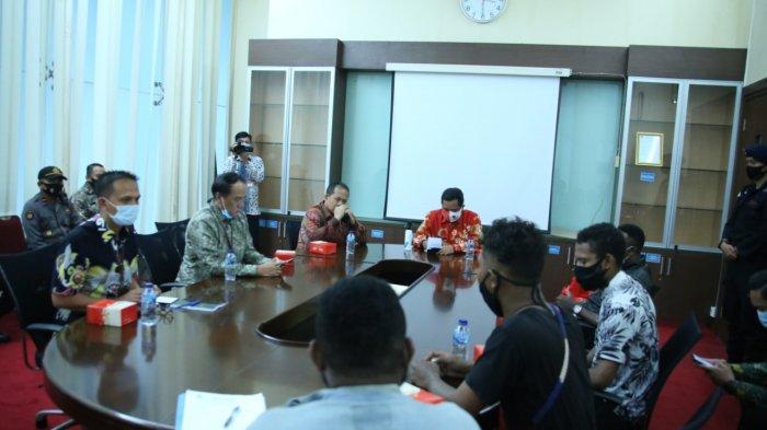 Kemendagri Terima Perwakilan Massa Unjuk Rasa FMPI Terkait Otsus Papua