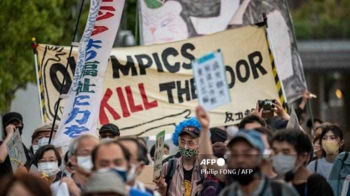 Ahli Virologi Top Jepang Ingatkan Hindari Ruang Tertutup Saat Olimpiade Tokyo