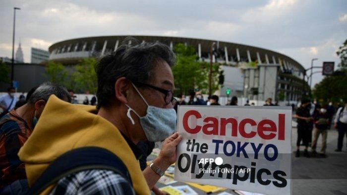 Jelang Olimpiade Tokyo, Jepang Izinkan 10.000 Penonton Lokal Saksikan Pertandingan
